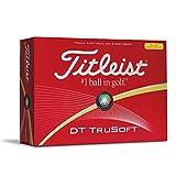 Titleist DT Trusoft Prior Generation Golf Balls (One Dozen)