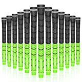 Champkey Multi Compound Golf Grips for Golf Clubs Set of 13,Anti-Slip,Ecological Cotton Yarn Thread Technology,Soft Material,Super Stability (Lemon...