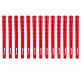 Pure Grips Midsize DTX Red 13 Piece Golf Grip Bundle (