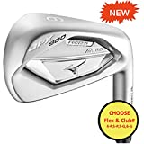 Mizuno Golf JPX 900 Forged Iron Set - Right Hand - Steel/NS Pro 950 - Regular - 5-GW (7 Clubs)