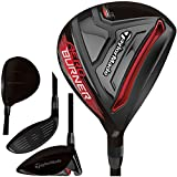 Taylor Made Golf AEROBURNER Black #3 Fairway Wood 15 Regular Flex