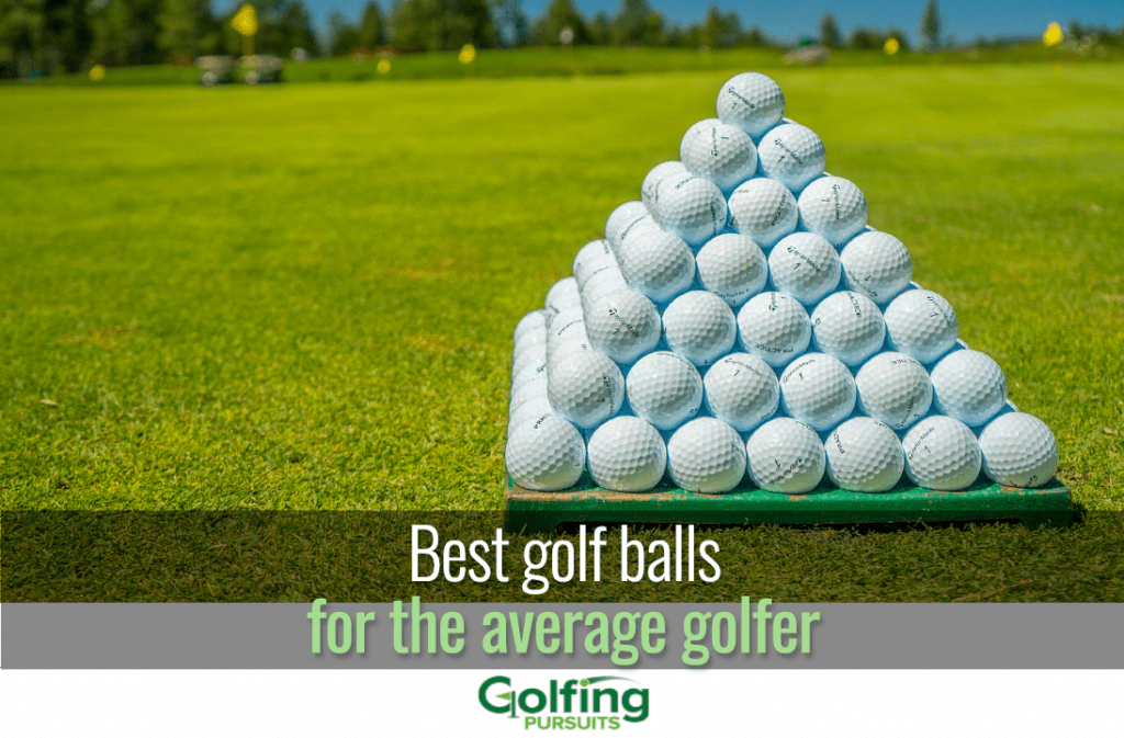 Best golf balls for the average golfer
