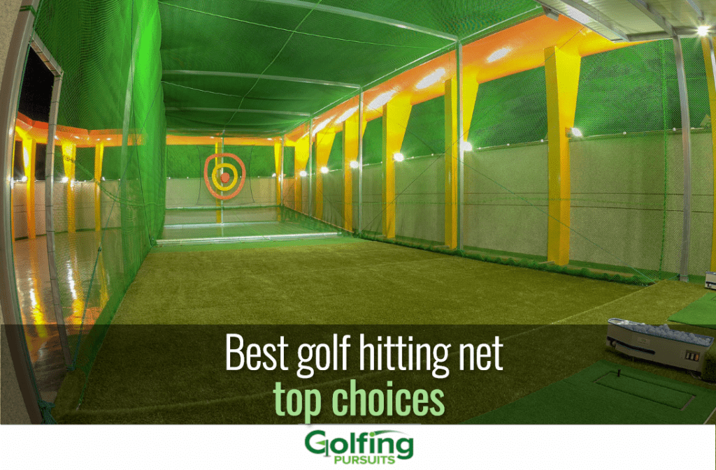 Best golf hitting net