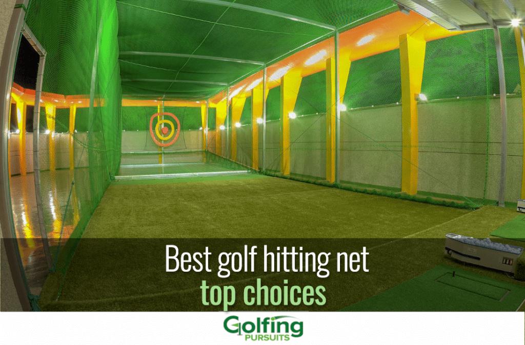 Best golf hitting net
