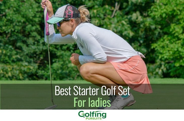 Best starter golf set for ladies