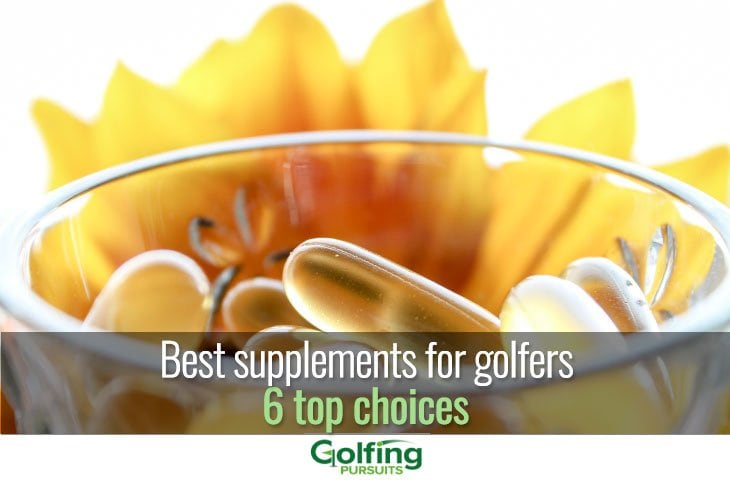 Best supplements for golfers