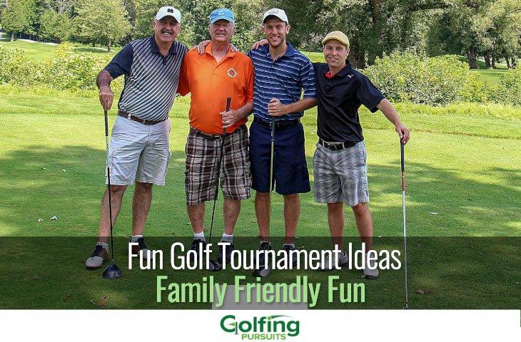 Fun golf tournament ideas