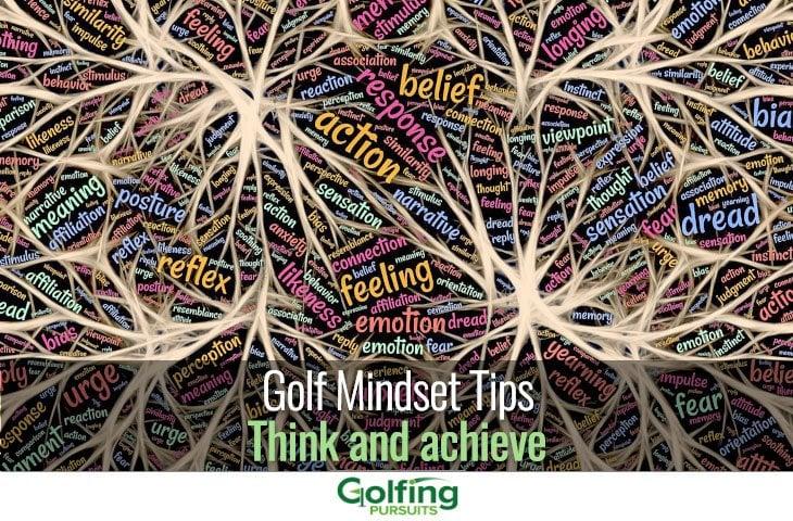 golf mindset tips