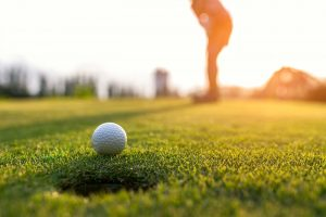 Golfing Pursuits - Putting