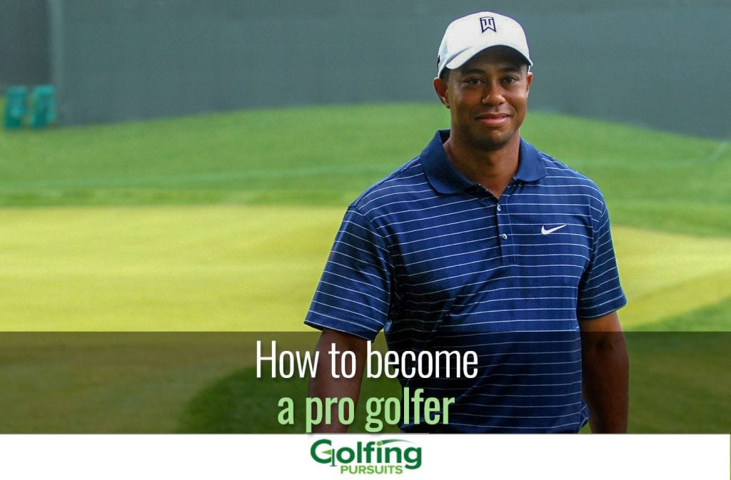 How to become a pro golfer