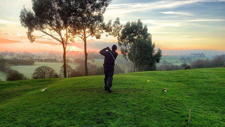 How to improve your golf handicap