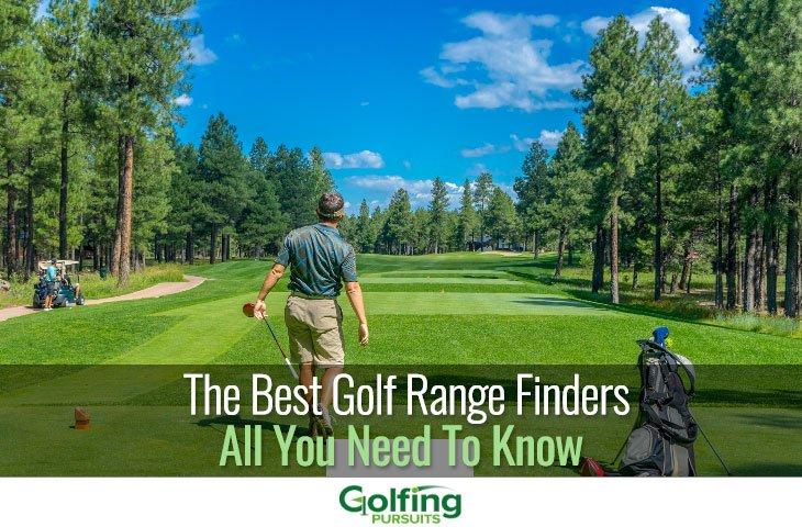 The best golf range finders