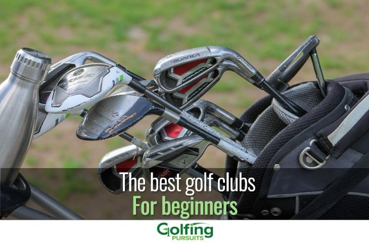 Best golf clubs for beginners